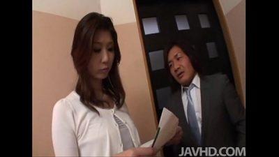 โครตเสียวคลิปโป๊ Nanako Yoshioka โดนเย็ดที่คอนโด