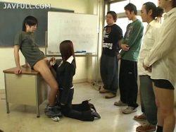 ฝ่ายบุคคลสาวสุดหื่นคัดเลือกพนักงานขายมาไว้ทำงานโดยฝ่ายบุคคลสาวสุดหื่น